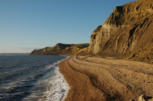 Jurassiccoast_eype_beach_2009_copyright_jurassiccoastteam